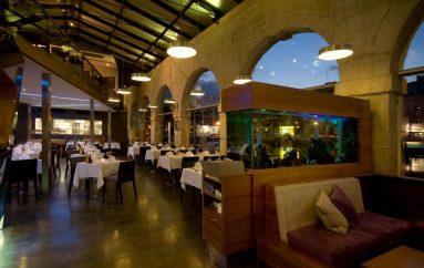 Restaurante Fumia, Malta en la piel