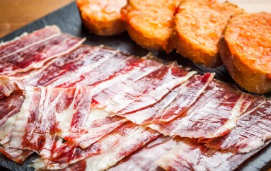 Ham… the spanish passion