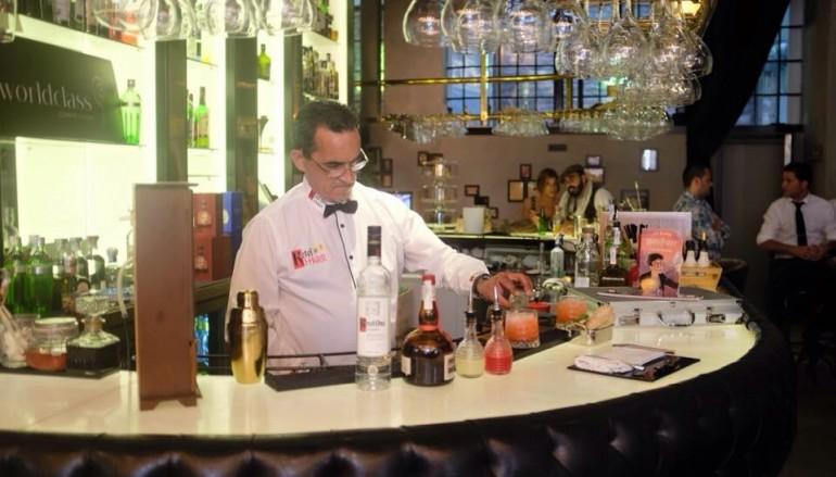 Jose Antonio Orisel, ¡coctel pasión!