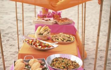 Tres recetas para comer en la playa