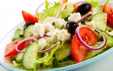 Panzanella, italian summer soup-salad