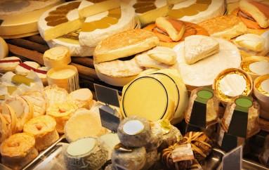 En peligro, el queso italiano