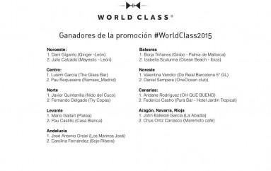 J. A. Orsiel ganador de Andalucía World Class 2015