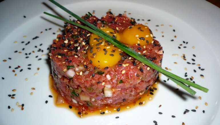 Video Receta de Steak Tartar