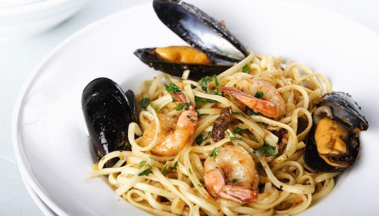 Spaghetti del marinero, pura tradición italiana