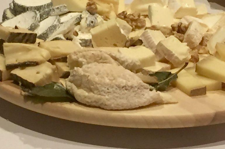 Una de quesos franceses