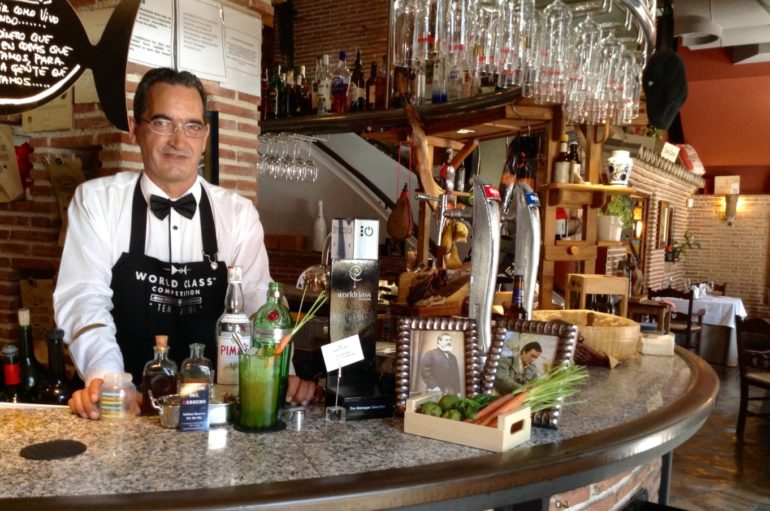 ¡Ten-tacion,  segunda semana consecutiva el cocktail más votado!