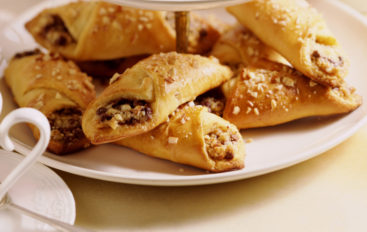 Imqaret el dulce de dátil de Malta