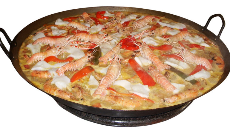 BEST PAELLAS & RICE RECIPES IN MÁLAGA
