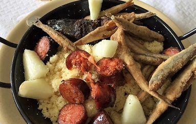 Venta El Buñuelo, el sabor de la Alpujarra granaína
