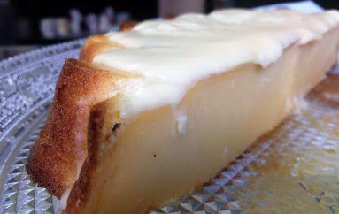 Receta fácil de Pastel Vasco