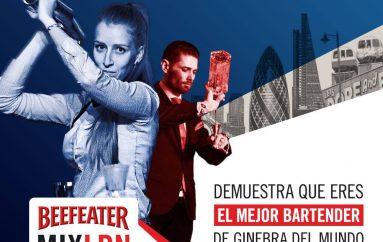 Jose Antonio Orsiel, nuevo reto en Beefeater MIXLDN 6