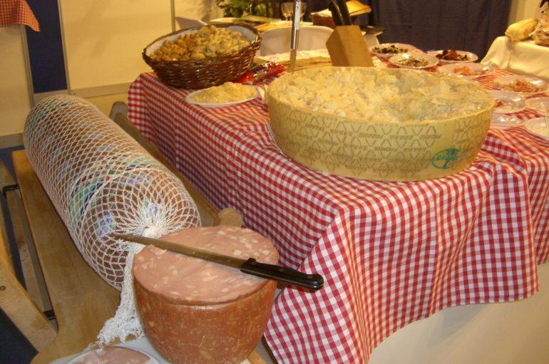 La Contadina, empresa de gastronomía italiana, participa en los «Quién es quién en la gastronomía de Málaga», de Sur