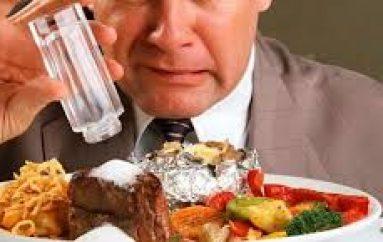 La sal: qué cantidad es sana y  recomendaciones