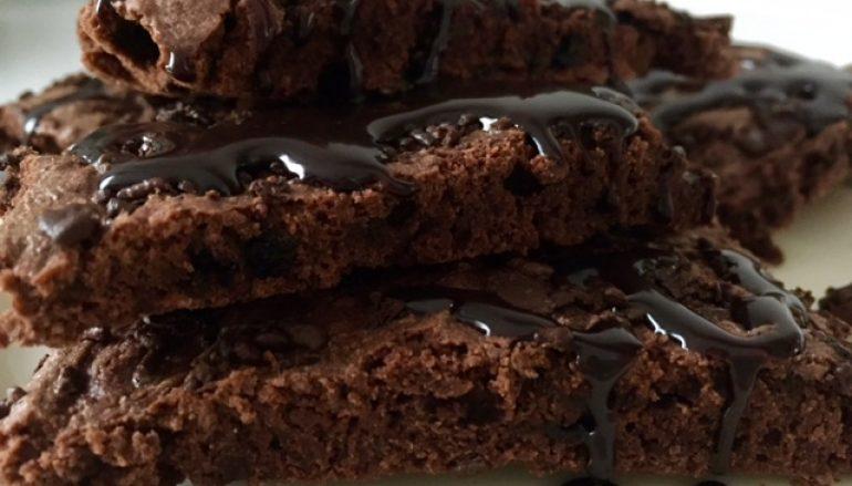 Receta fácil de Brownies caseros
