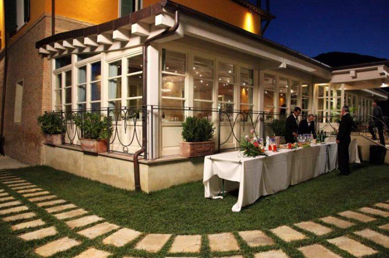 Villa Fornari, el sabor y la magia de Le Marche