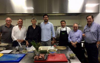 Mareno en abierto, la cocina de Javier Hernández