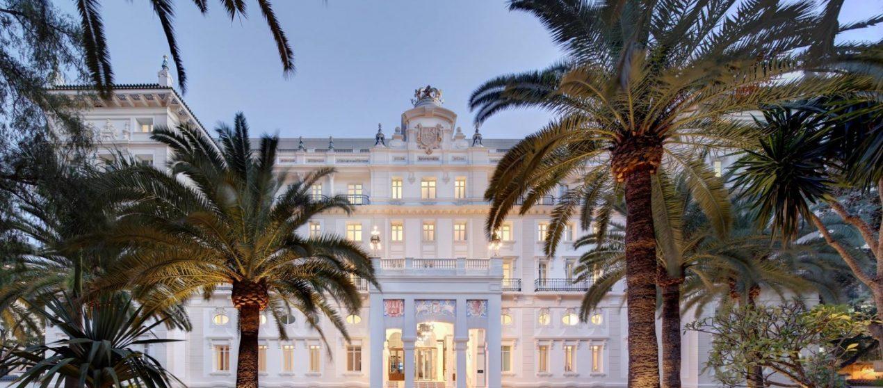 Gran Hotel Miramar: Elegancia y buena gastronomía