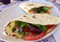 Piadina: el sustituto sano del bocadillo