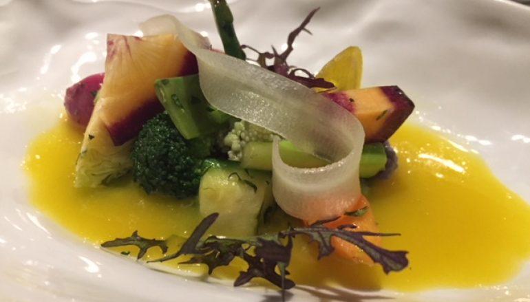 El Lago, la excelencia del producto y la creatividad de un gran chef