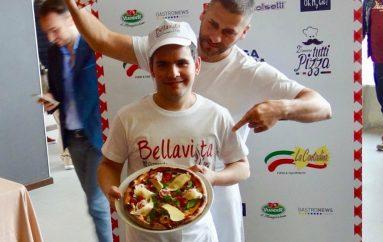 Bellavista Mare gana el II Concurso Tutti Pizza de Málaga en la Mesa y La Contadina