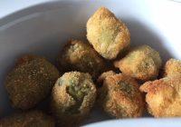 Receta de Aceitunas a la ascolana ( Olive all' ascolana)