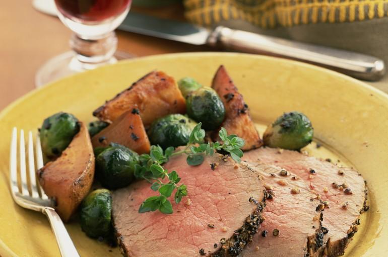 Mmmm … Roast Beef!