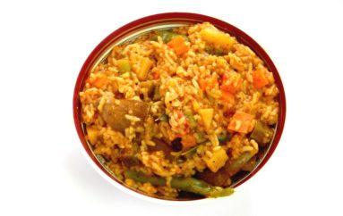 Ross il-forn … un plato típico maltés