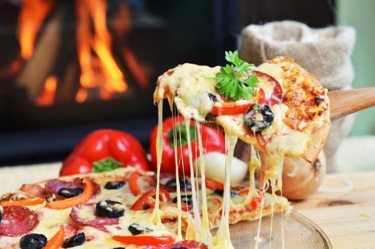 The pizza recipe