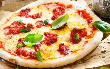 """Pizza da morire en """"I Monelli"""", Malta"""