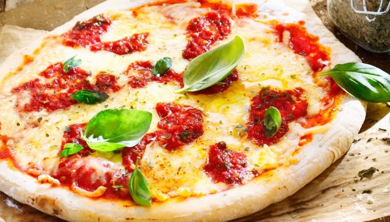 Pizza da morire en «I Monelli», Malta