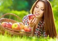 Healthy eating, healthy hair