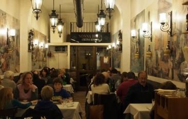 Nonna Betta:  cocina romana kosher