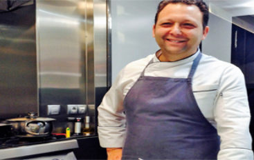Paco Palacios nuestro chef cordobés de recetas españolas