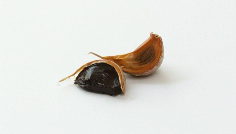 Ajo Negro, una bendición para el cuerpo
