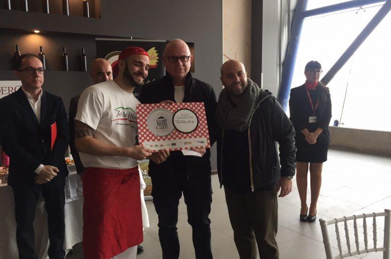 Terra Mia gana el concurso Tutti Pizza, la mejor pizza de Málaga