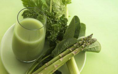 10 beneficios de tomar batidos verdes y 1 receta