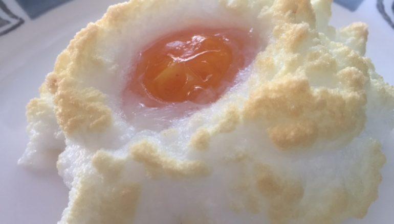 Huevos en la nube, la receta que revoluciona la forma de comer huevos